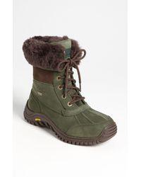 Ugg   Green Adirondack Ii Boot   Lyst