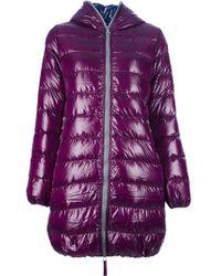 Duvetica | Purple Acanto Down Jacket | Lyst