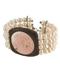Amedeo | Pink Amedeo Bracelet | Lyst