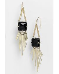 Kendra Scott | Metallic Jemma Chandelier Earrings | Lyst