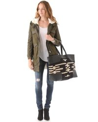 Pendleton - Black Canyonville Tote - Lyst