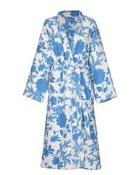 Joules Blue Joules Lulu Bath Robe