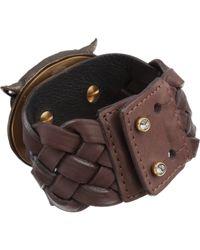 Lanvin - Metallic Pandora Tiger Cuff Bracelet - Lyst