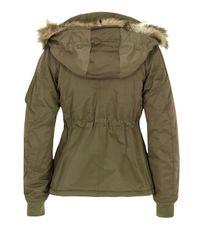 Odd Molly Green 273 Dark Military Jacket