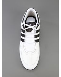 Y-3 White Y3 Boxing Trainer for men