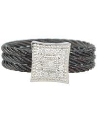 Charriol - Black Ring Celtic Noir  - Lyst