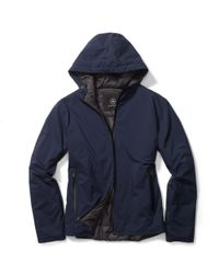 Club Monaco Blue Aether Atmosphere Jacket for men