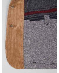Engineered Garments Gray Coleman Jacket for men