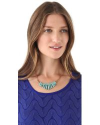 Vanessa Mooney Blue Grace Necklace