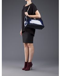 Vivienne Westwood | Blue Apollo Shopper Bag | Lyst