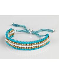 Kit Heath Blue Culture Trust Turquoise Bracelet
