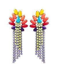 Tom Binns - Multicolor Riri Earring - Lyst