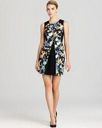 Sachin & Babi | Dress Nayla Floral Printed Peplum | Lyst