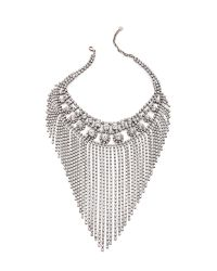 DANNIJO | Metallic Anoushka Necklace | Lyst