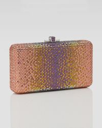 Judith Leiber - Multicolor Airstream Clutch Bag Large - Lyst