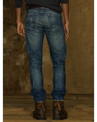 Ralph Lauren - Blue Erwin Slimfit Jean for Men - Lyst