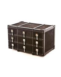 Black Orchid | Metallic Denver Jewellery Box | Lyst