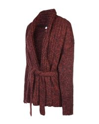 Bench Brown Womens Wrappo Light Knit