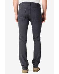 Hudson Jeans Gray Lou Tuxedo for men