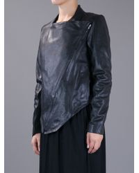 Vibe Johansson Black Biker Jacket