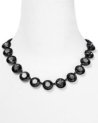 Juicy Couture - Black Glam Rocks Multi Gemstone Necklace - Lyst