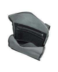 Porsche Design - Black Leather Zippered Backpack for Men - Lyst