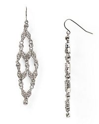 Ralph Lauren - Metallic Chandelier Earrings - Lyst
