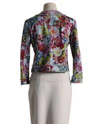 Dolce & Gabbana Multicolor Overcoat