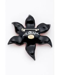 Alexis Bittar | Red Poinsettia Pin Nordstrom Exclusive | Lyst