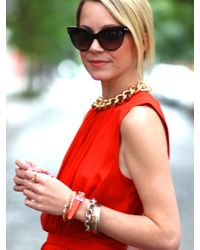 BaubleBar - Orange Spice Wrap - Lyst