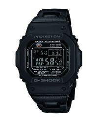 G-Shock Mens Blackout Atomic Solar Watch for men