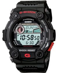 G-Shock Black Casgs1013 Mens Watch for men