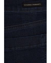 Citizens of Humanity | Blue Intimate Mid-rise Bootcut Jeans | Lyst