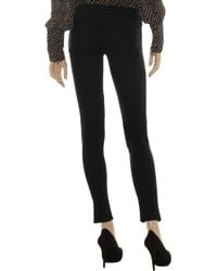 James Jeans Black Couture Lowrise Skinny Jeans