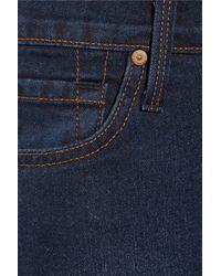 James Jeans Blue Twiggy Midrise Skinny Jeans
