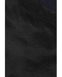 JOSEPH Black Sleeveless Shift Dress