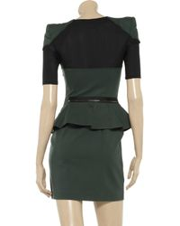 Mackage Green Stretchjersey Dress