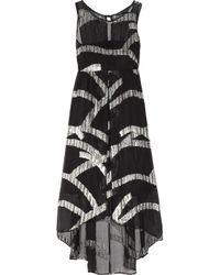 Marc By Marc Jacobs | Black Liv Sparkle Dress | Lyst
