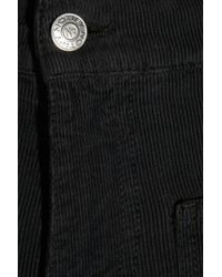 Notify Black Opium Wide Leg Corduroy Jeans