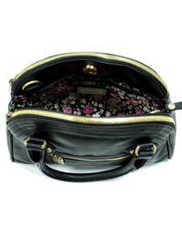 Ollie & Nic Black Mini Libby Cross Body Bag