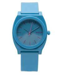 Nixon | Blue Time Tell Watch for Men | Lyst
