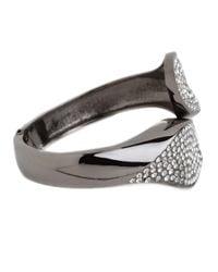 BaubleBar - Metallic Hema Twist Cuff - Lyst
