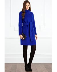 Coast   Blue Alissa Coat   Lyst