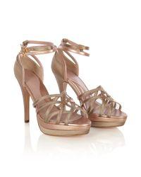Coast | Metallic Martini Shoe | Lyst
