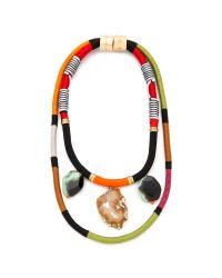Holst + Lee - Multicolor Chalmans Cantina Necklace - Lyst