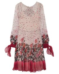 RED Valentino | Red Knee-length Dress | Lyst