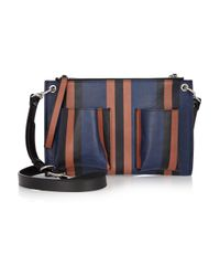 Marni | Blue Bandoleer Shoulder Bag | Lyst