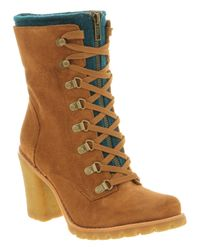 Ugg Brown Fabrice Ankle Boot