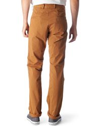 DIESEL - Brown Chibladoc Trousers for Men - Lyst