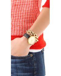 Lulu Frost Metallic Power Gold Bracelet